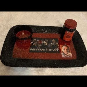 Team specific rolling tray/photo (bigger)